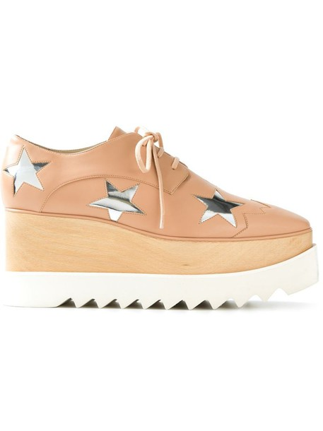 Stella McCartney shoes purple pink