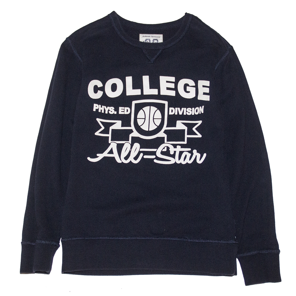 College pe sweatshirt