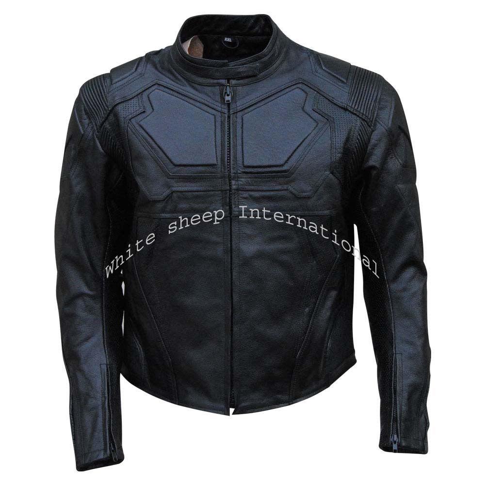 Men tom cruise oblivion movie jack harper leather jacket