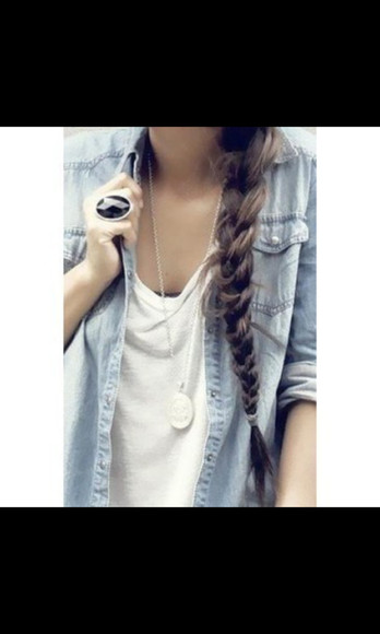blouse braid