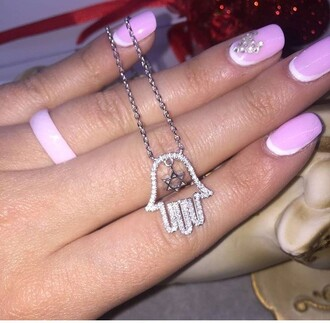 jewels braclet silver islam muslim nice sparkle charm braclet sparkling evening gown boho jewelry jewelry necklace hamsa hamsa hand silver necklace bling