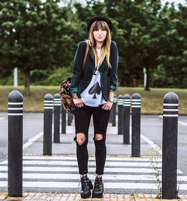 jeans black jeans streetstyle stylemoi hipster forest green