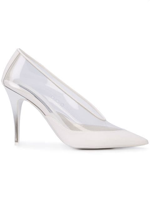 Stella McCartney Transparent Pumps - Farfetch
