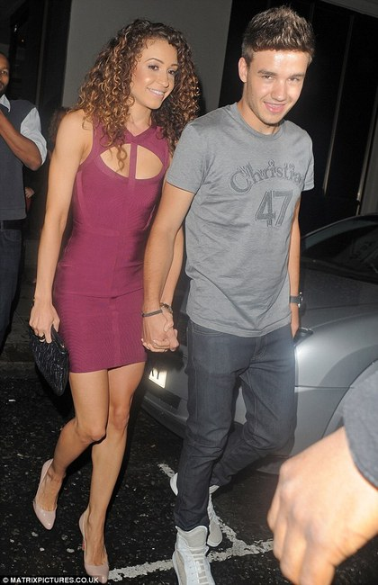 Leona lewis dating one direction member