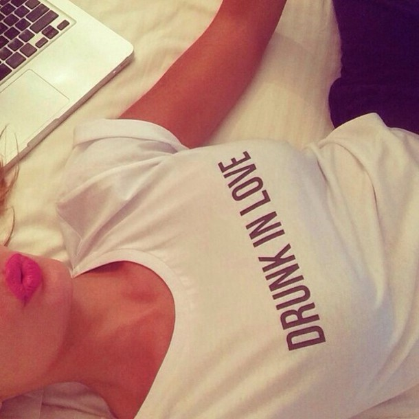 shirt drunk in love white tee t-shirt white white t-shirt beyoncé shirt black blouse lyrics beyonc? shirt