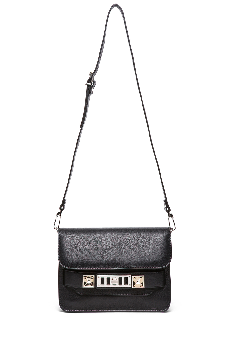 Proenza Schouler|Mini PS11 Classic in Black