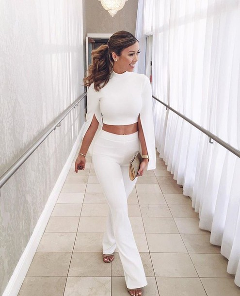 Top, Liane V, White, Summer Outfits, Spring Outfits, Fall