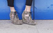 shoes,wedges,sparkle