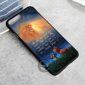 top,cartoon,disney,the lion king,quote on it,iphone case,phone cover,iphone x case,iphone 8 case,iphone7case,iphone7,iphone 6 case,iphone6,iphone 5 case,iphone 4 case,iphone4case