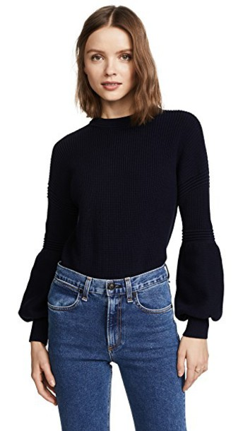 tHE FIFTH LABEL sweater navy