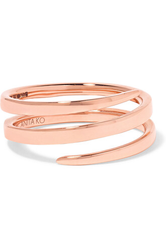 rose gold rose ring gold ring rose gold ring gold jewels
