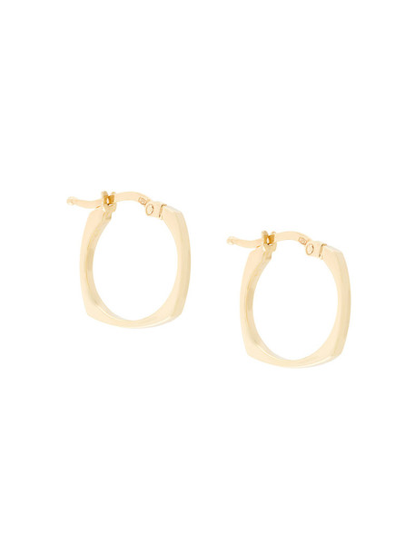 women earrings hoop earrings gold grey metallic jewels