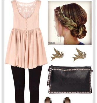 blouse light pink top cute top cute outfits