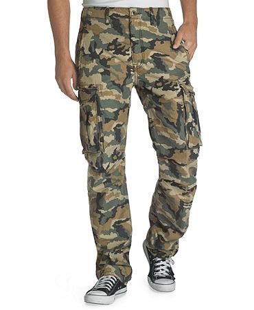 Levi's Ace Cargo Pants, Camo - Pants - Men - Macy's