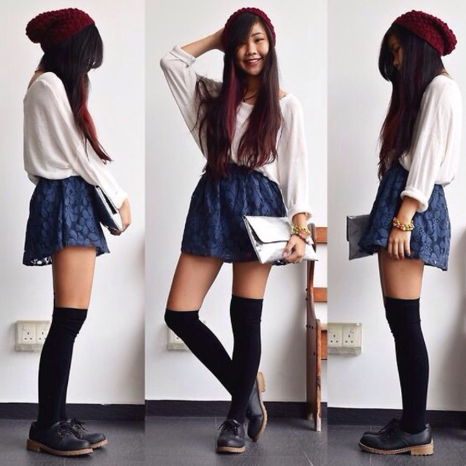 Cute Hipster Girl Outfits | ... to the mall can get. That is