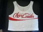 t-shirt,cheerleading,top,sportswear,shirt