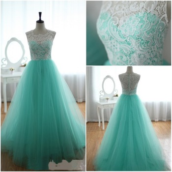 Aliexpress.com : Buy Gorgous Princess Ball Gown Sweetheart See Through Lace Wedding Dress Ruffles Tulle White Bridal Gowns 2014 from Reliable dress kaftan suppliers on 27 Dress