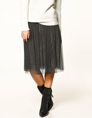 21d453912e TULLE SKIRT - Skirts - Collection - TRF - ZARA United States