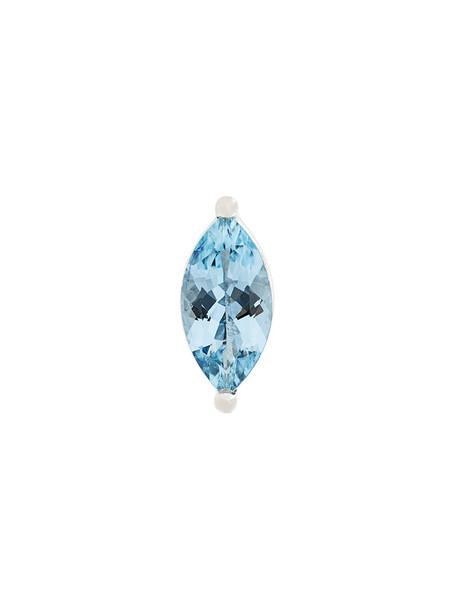 Delfina Delettrez women pearl gold blue jewels