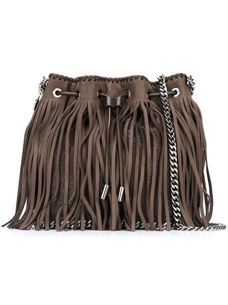 Stella McCartney brown bag