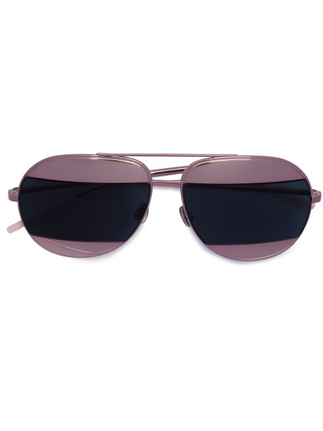 Dior Eyewear women sunglasses navy purple pink