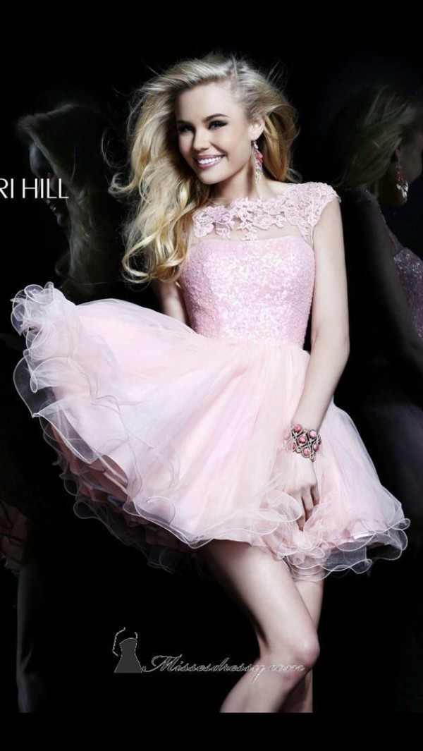 homecoming dress prom dress pink dress pink sunglasses pink lace dress lace up lace lace cami sparkle tulle skirt tutu skater skirt dress skater dress blonde hair style cute dress cute tumblr outfit tumblr tumblr girl tumblr dress sherri hill sherri hill sherri hill