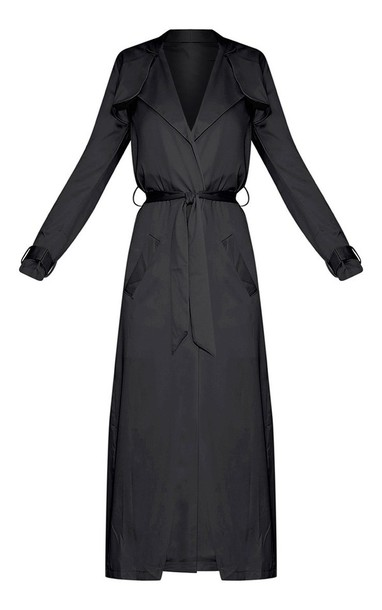 jacket satin duster coat black jacket fall outfits fall jacket