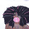Black girl pink bubblegum bubble t-shirt natural hair tshirt