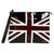 Clutch Santa Lolla UK Preta - Compre Agora | Dafiti
