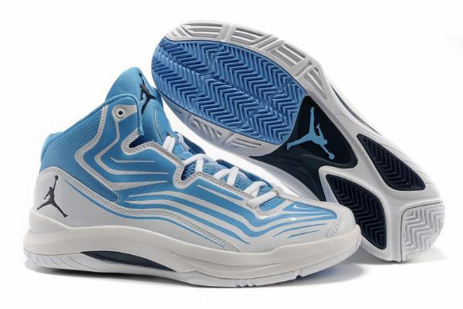 Air Nike Jordan Aero Mania UNC With Color University Blue and Navy/White Color - Mens -  Jordan Aero Mania Mens
