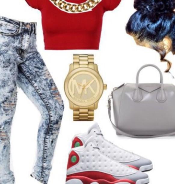 jewels micheal kors watch gold watch accessories