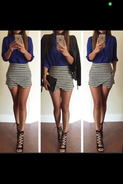 skirt shorts summer.