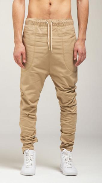 pants tan jeans sweatpants stylish slim k slim jim greco edit tags