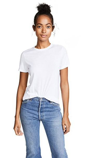 Cotton Citizen classic white top