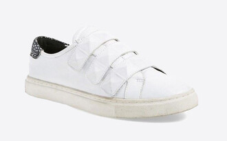 shoes white shoes white sneakers rebecca minkoff