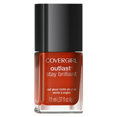 CoverGirl Outlast Stay Brilliant Nail Gloss : Target