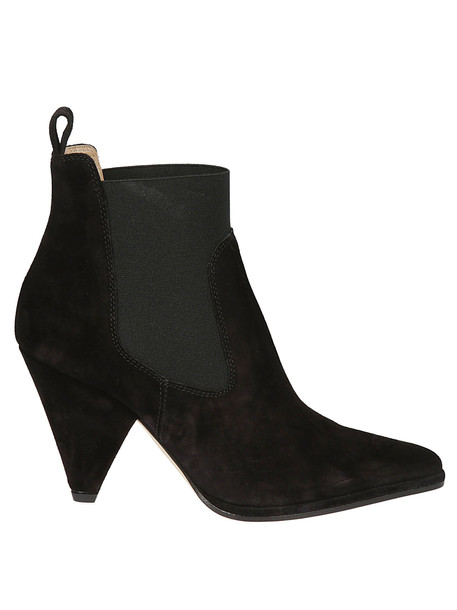 Sergio Rossi Slip-on Ankle Boots in black