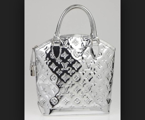 bag celebrity silver famous lv bag liquid
