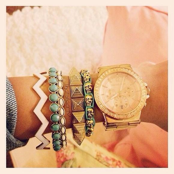 jewels bracelets cute watch