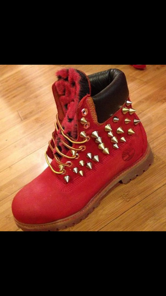 timberland boots shoes studded shoes