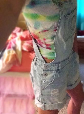 t-shirt hippie tie dye