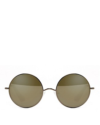 Elizabeth and James Mott Mirrored Round Sunglasses, 50mm | Bloomingdale's