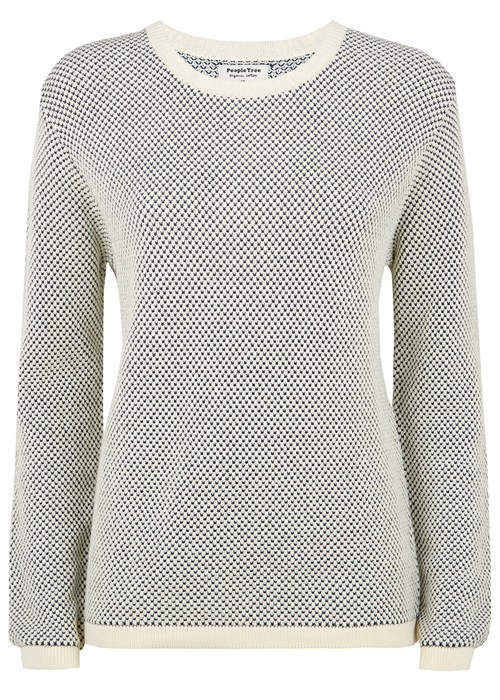 Lana Textured Jumper