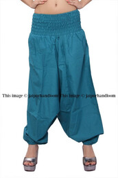 dress,2 in 1 dress,women yoga legging,hippie pant,harem pants,bohemian pants,mens harem pants,yoga pants,thai fisherman pants,afghani pants,beach pants,burning man pants,burning man costume,burning man clothing,boho pants,women dress,sea green,wide-leg pants