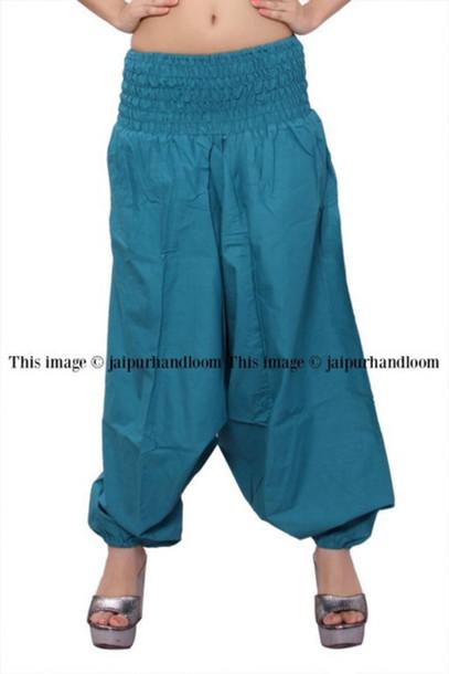 cf50446c3a dress 2 in 1 dress women yoga legging hippie pant harem pants bohemian pants  mens harem