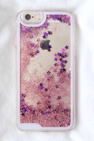 phone cover glitter girly