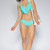Fringe Swimwear - Mint