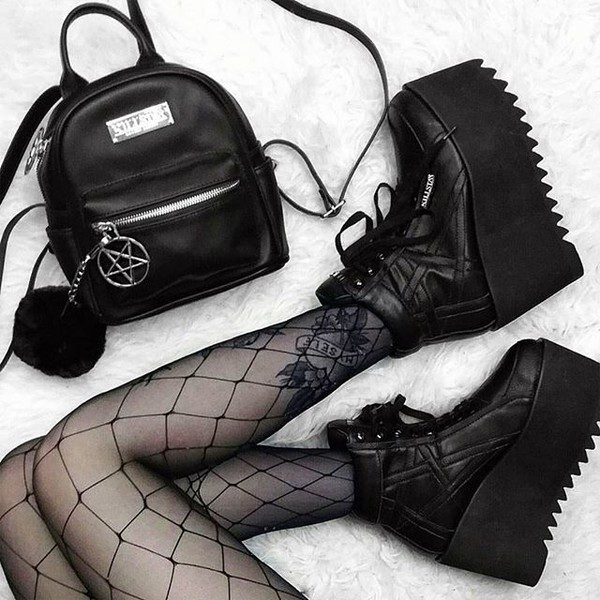 shoes bag killstar
