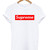 supreme logo T shirt