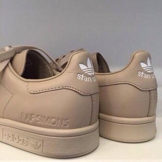 shoes adidas nude women raf simons